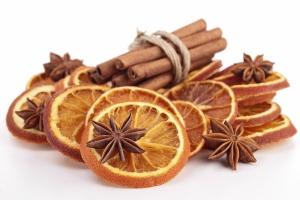 Arancia con cannella