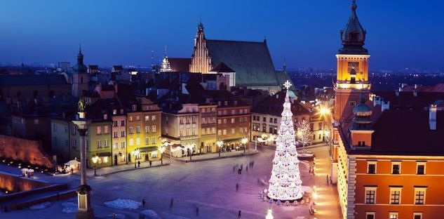 Natale in Polonia