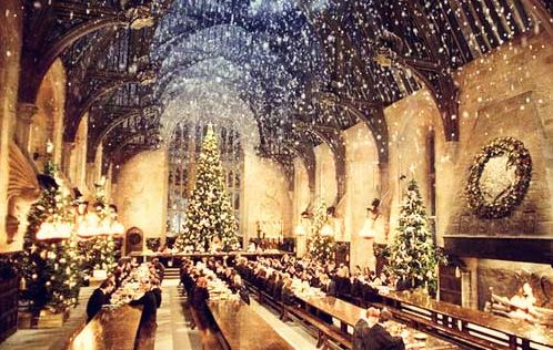 Immagini Natalizie Harry Potter.Il Natale Di Harry Potter