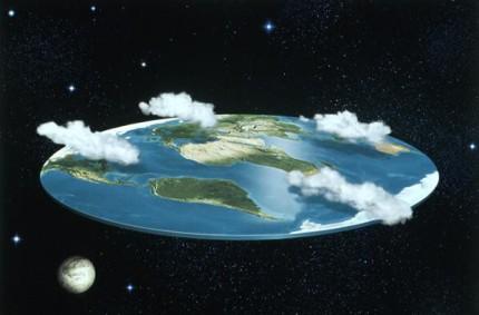 La Terra piatta