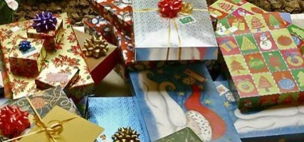 regali impacchettati