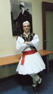 balli e costumi albanesi