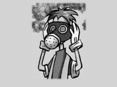 l'inquinamento
